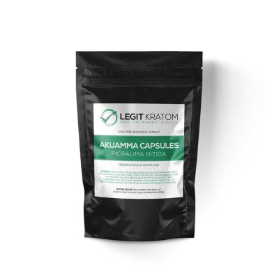 Akuamma Capsules - Akuamma Capsules (50 Grams)