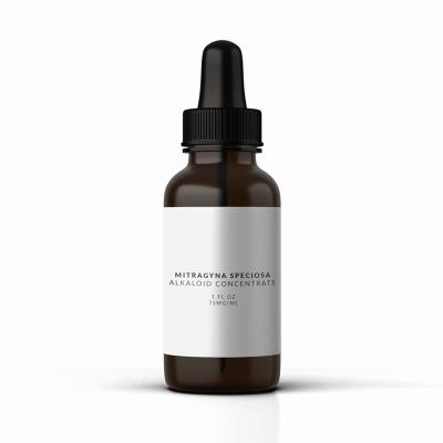 Liquid Kratom Alkaloid Extract