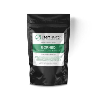 Borneo Crushed Leaf Kratom