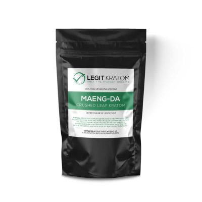 Maeng Da Crushed Leaf Kratom