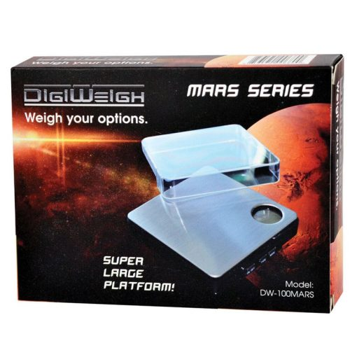 DigiWeigh Scale Mars Series Scale Box