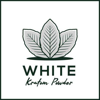 White Kratom Powder